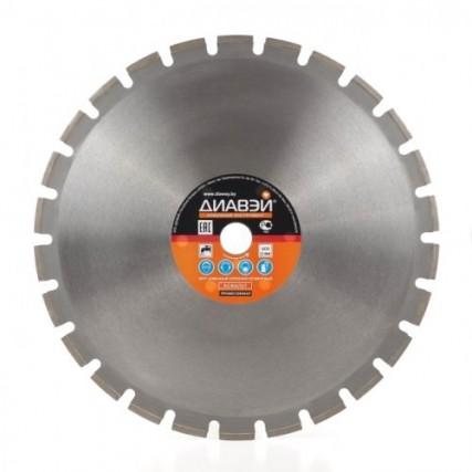 Алмазный отрезной диск Профессионал / железобетон (600 мм)