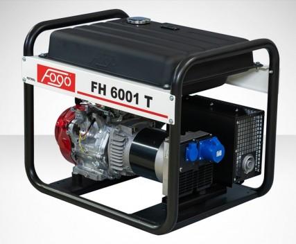 Бензогенератор FOGO FH 6001 T