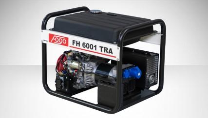 Бензогенератор FOGO FH 6001 TRA