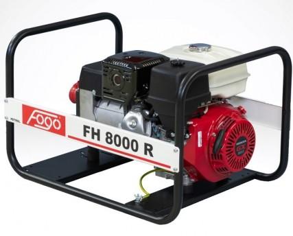 Бензогенератор FOGO FH 8000 R