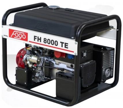Бензогенератор FOGO FH 8000 TE