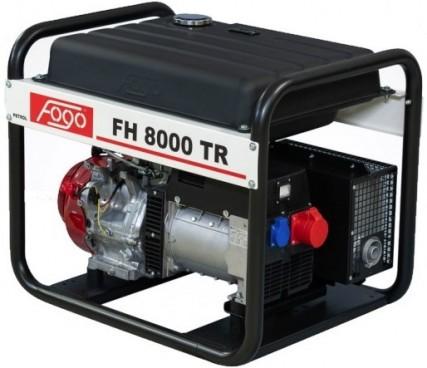 Бензогенератор FOGO FH 8000 TR