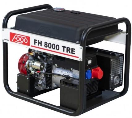 Бензогенератор FOGO FH 8000 TRE