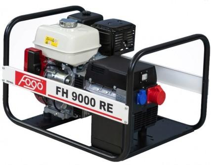 Бензогенератор Fogo FH 9000 RE