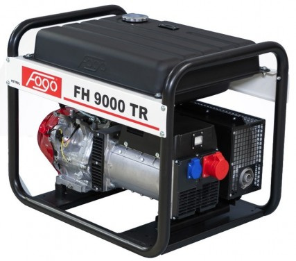 Бензогенератор Fogo FH 9000 TR