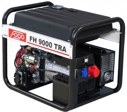 Бензогенератор Fogo FH 9000 TRA