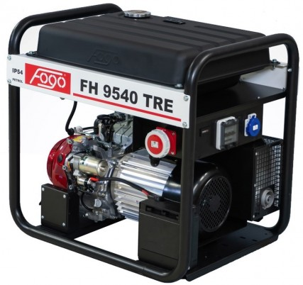 Бензогенератор Fogo FH 9540 TRE
