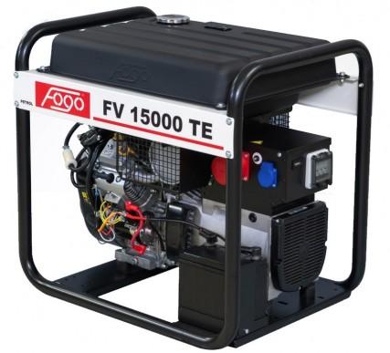 Бензогенератор FOGO FV 15000 TE