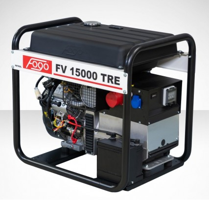 Бензогенератор FOGO FV 15000 TRE