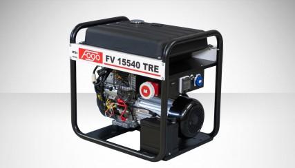 Бензогенератор FOGO FV 15540 TRE