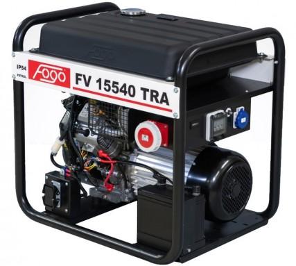 Бензогенератор FOGO FV 15540 TRA