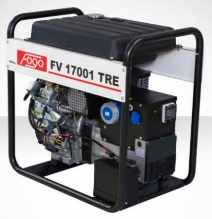 Бензогенератор FOGO FV 17001 TRE
