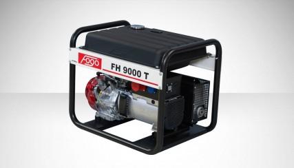 Бензогенераторы FH 9000 T