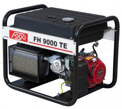 Бензогенераторы Fogo FH 9000 TE