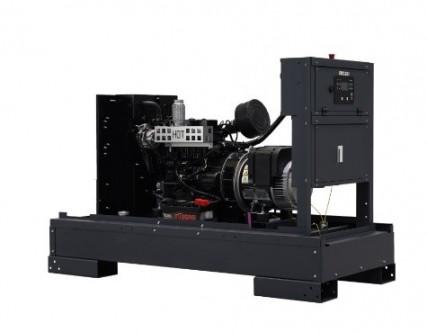 Дизельный генератор FOGO FDF 20 P на раме