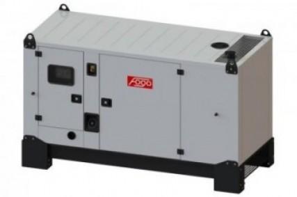 Дизельный генератор FOGO FDG 100 IT (на шасси)