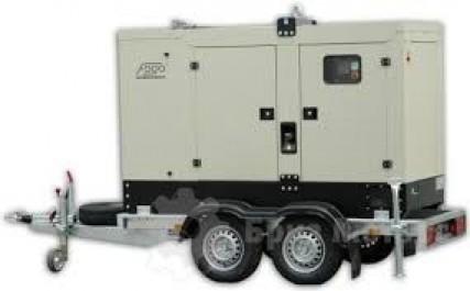 Дизельный генератор FOGO FDG 60 IT (на шасси)