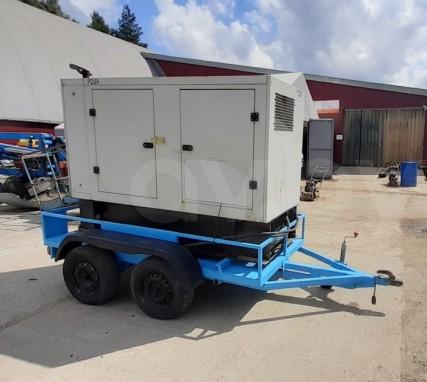 Электрогенератор AGT Master 60 PSA - б/у