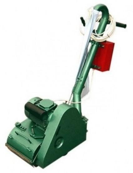 Плоскошлифовальная машина циклевочная СО - 318