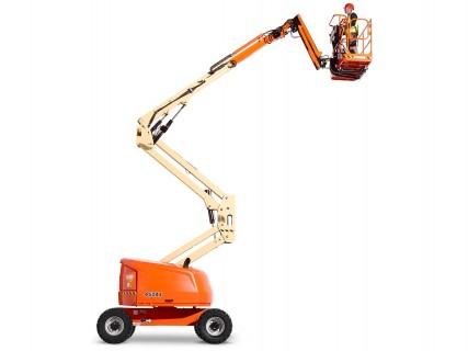 Подъемник коленчатый дизельный JLG 450AJ - б/у