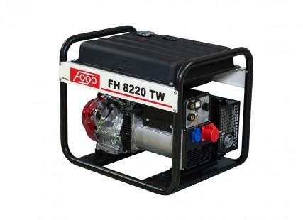Сварочный бензогенератор FOGO FH 8220 TW