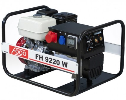 Сварочный бензогенератор FOGO FH 9220 W